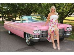 So this is what Bruce was talking about. '63 Cadillac