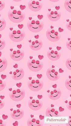 Iphone Lockscreen Wallpaper, Emoji Wallpaper, Heart Wallpaper, Love Wallpaper, Cellphone Wallpaper, Wallpaper For Your Phone, Wallpaper Backgrounds, Flowery Wallpaper, Colorful Wallpaper