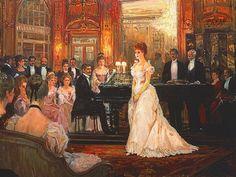 Коллекция картинок: Alan Male,ностальгия по XIX веку_часть2