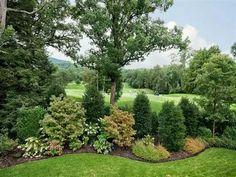 Super Backyard Trees Placement Landscape Design Ideas - All For Garden Acreage Landscaping, Privacy Landscaping, Outdoor Landscaping, Front Yard Landscaping, Outdoor Gardens, Landscaping Ideas, Yard Privacy, Privacy Trees, Inexpensive Landscaping