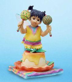 My Little Kitchen Fairies Little Flan Fairie