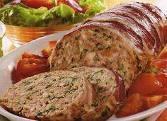 Cocina así de fácil ::Las mejores recetas, fáciles y económicas::: Pastel de carne