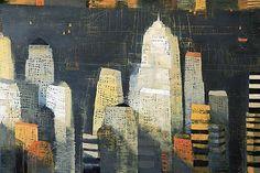 Paul Balmer - painting