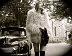 Don't you forget about me. Give Me Everything, Simple Minds, London Places, Wool Socks, High Knees, Winter Coat, Casual Looks, Fur Coat, Gray Color