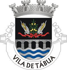Brasões de Concelhos portugueses - Tábua