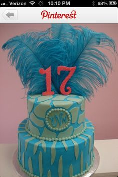 Cake inspiration for my favorite teen!