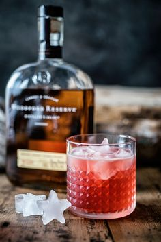 The Scofflaw - bourbon based cocktail