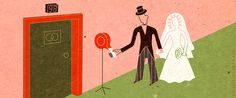 Portfolio | Otto Steininger Performing marriages is becoming a business / Cincinnati Magazine - AD: Nancy Stetler