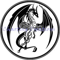 Tribal Dragon Tribal Dragon [SS0046] - $8.00 : Charting Creations ...