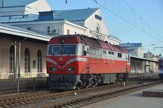 Trains Today: LG/LDZ Lithuania Latvia 30 September - 10 October 2015