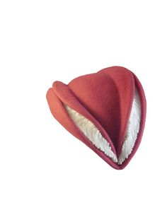 """Cocktail Hat: """"Naughty Maid"""". £580,00, via Etsy."""