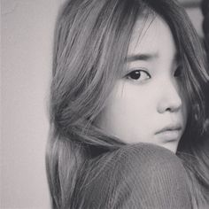 IU - Modern Times uploaded by 루루씨 on We Heart It Korean Beauty, Asian Beauty, Park Bo Young, Black And White Aesthetic, Cute Girl Face, Aesthetic Photo, My Princess, Korean Singer, Kpop Girls