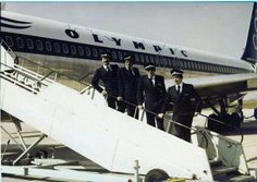 Olympic Airways Olympic Airlines, International Flights, Commercial Aircraft, Jet Plane, Cabin Crew, Flight Attendant, Athens, Olympics, Transportation