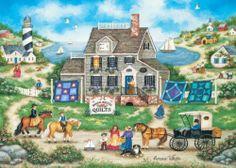 Heartland Ocean Breeze Quilts ~ Bonnie White