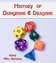 The Original Dungeon Masters