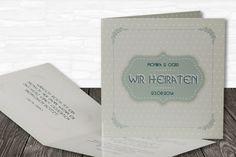 """Einladungskarte unserer Serie """"Gepunktet""""."""