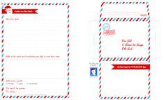 Lettre au Père Noël à imprimer - Momes.net