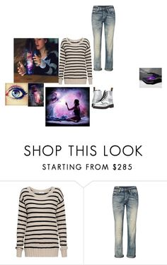 """""""Sophie Periculum"""" by moon-me-stars on Polyvore featuring A.L.C. and Dr. Martens"""