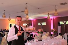 Catering Tim Lisak wedding catering