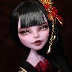 157 отметок «Нравится», 2 комментариев — @qoru_ в Instagram: «#몬스터하이 #몬하돌 #몬스터하이돌 #리페인팅 #돌스타그램 #doll #repaint #repainting #monsterhigh #dollrepainting…»