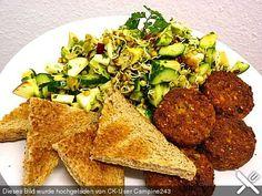 Linsensprossen-Avocado-Apfel-Salat mit Ingwer-Dressing, ein schönes Rezept aus der Kategorie Vollwert. Bewertungen: 6. Durchschnitt: Ø 4,1.