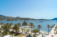 Set in the centre of Port de Pollença, in northern Mallorca, Hotel Eolo offers direct access to the beach.