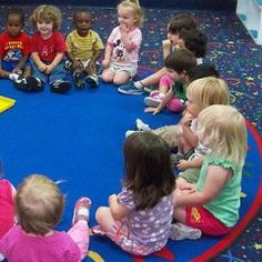 ACING CIRCLE TIME WITH TODDLERS ONLINE CLASS - Circle time with a group of toddlers can be hectic. Toddlers don't have a big attention span, so it is important to understand ways to make circle time beneficial and fun for toddlers. This class will give participants an insight to the benefits of circle time, as well as techniques and activities that are valuable to this age group.