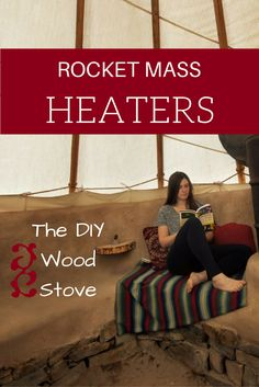 Solar Projects, Outdoor Projects, Diy Wood Stove, Rocket Mass Heater, Off Grid Homestead, Appropriate Technology, Stove Heater, Rocket Stoves, Alternative Energy