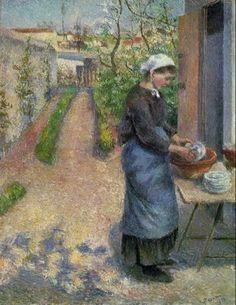 Pissarro, Camille – Bob Swain – Webová alba Picasa