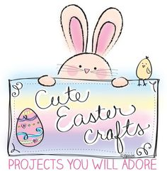 Cute Easter Crafts - project Ideas you will adore