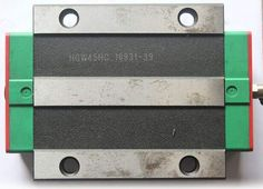 64.60$  Watch now - http://aliord.worldwells.pw/go.php?t=32480996039 - HGW45HC HIWIN Linear Guideways Rail Carriage Block with Grease Nipple match HGR45 CNC DIY 64.60$