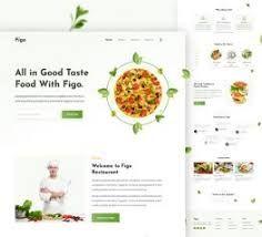 restaurant web ui design - Google Penelusuran Food Web Design, Web Design Mobile, Best Ui Design, Design Ios, Site Design, Flat Design, Restaurant Cleaning, Restaurant Web, Landing Page Inspiration