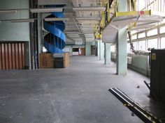 First floor - The Sorting Office