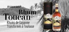 """http://www.plaisirsdegascogne.com/boutique/fr/rhum-toucan  Passionnée par la Guyane où elle a vécu quelques années, Catherine Arnold a développé avec l'accord et l'aide de la société """"Les Rhums Saint-Maurice"""", une nouvelle marque de rhum """"Toucan"""". L'originalité de ce rhum Toucan est qu'il est transformé à Toulouse."""