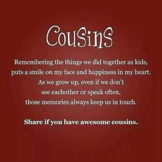 I Love You Cousin Quotes Classy I Love You Cousin Poems  To Order And Personalize The Poem Above