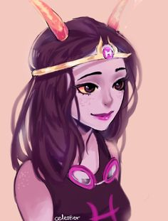 This is by far the best fan art of her. She actually looks 13!!! (Years not sweeps) ;)