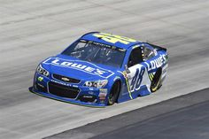 Starting lineup for AAA 400 Drive for Autism  Friday, June 2, 2017  Jimmie Johnson will start 14th in the No. 48 Hendrick Motorsports Chevrolet  Crew chief: Chad Knaus  Spotter: Earl Barban  Photo Credit: John K. Harrelson/NKP  Photo: 14 / 39