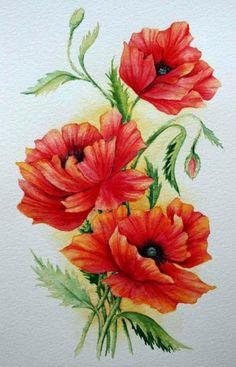 laminas de flores para decoupage - Buscar con Google