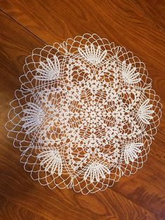 Check out this item in my Etsy shop https://www.etsy.com/listing/547476953/hand-crocheted-doily