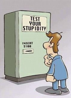 Funny pictures of the day -  Test Your Stupidity