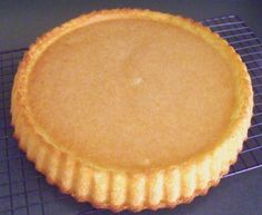 USE THIS RECIPE TO MAKE BUTTERSCOTCH KRIMPETS Sponge shell for Irish or British flan