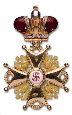 Order of St. Stanislav. Russia.