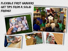 We had our last session of Flexible First Graders last week.  What a wonderful final lesson ~ reading the book ISHI-simple tips from a solid friend  ( I want to thank creative social thinker…