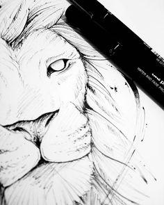 """Polubienia: 170, komentarze: 2 – Caio Cesar (@caiocesar_art) na Instagramie: """"Prévia!! . . Agendamentos e orçamentos pelo email: caiocesar.art@gmail.com . #draw #desenho…"""""""
