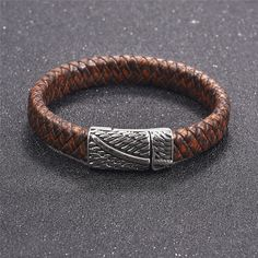 Diy Bracelets For Boyfriend For Him Diy Bracelets For Boyfriend, Mens Gold Bracelets, Unique Bracelets, Braided Bracelets, Metal Bracelets, Fashion Bracelets, Diamond Bracelets, Mens Braids, Stainless Steel Bracelet