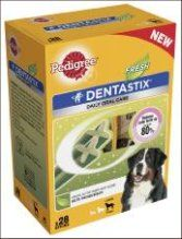 Pedigree Dentastix Fresh - Large 28 pack