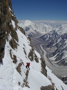 K2 Mountain Vs Everest K2 - No mountain for rich tourists like the Mt. Everest. K2 is far ...