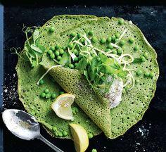 Broccoli + Watercress Pesto is a revelation.