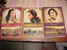 Diamond Of The Rockies Trilogy Set 3 Books Rose Legacy