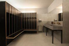 Balboa bar y gimnasio, Zúrich CH - helsinkizurich - arquitectura y consultoría de planificación